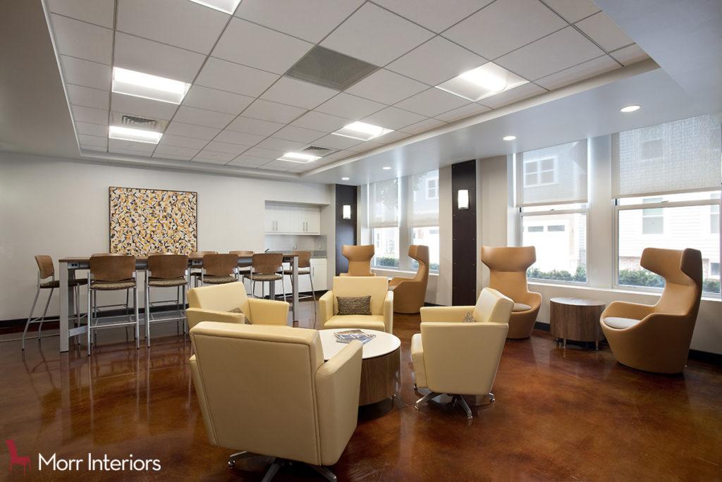 Mezzo Design Lofts Community Room