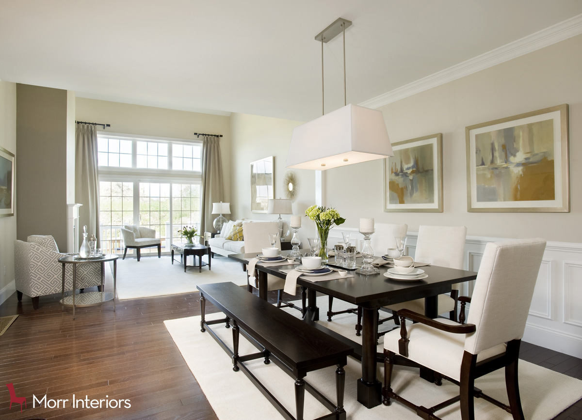 Aria at Hathorne Hill – Danvers, MA Dining Room
