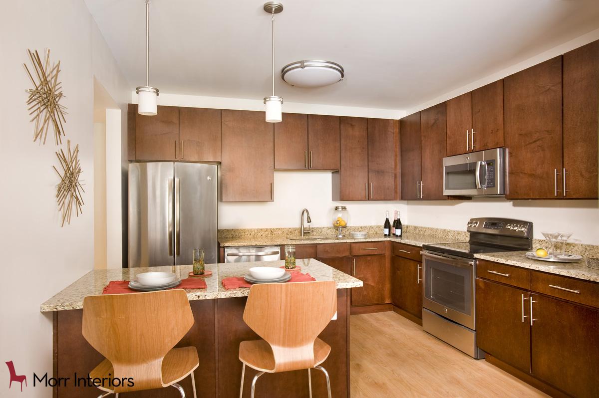 Aria at Portwalk Place – Portsmouth, NH Kitchen