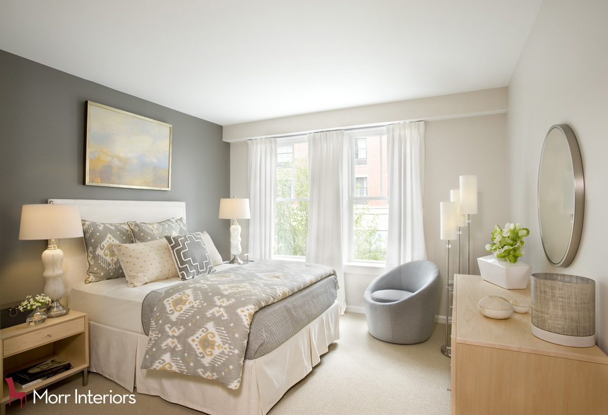 Aria at Portwalk Place – Portsmouth, NH Bedroom