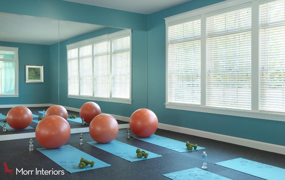 Seaglass Village – Community Building – Wells, ME Fitness Center