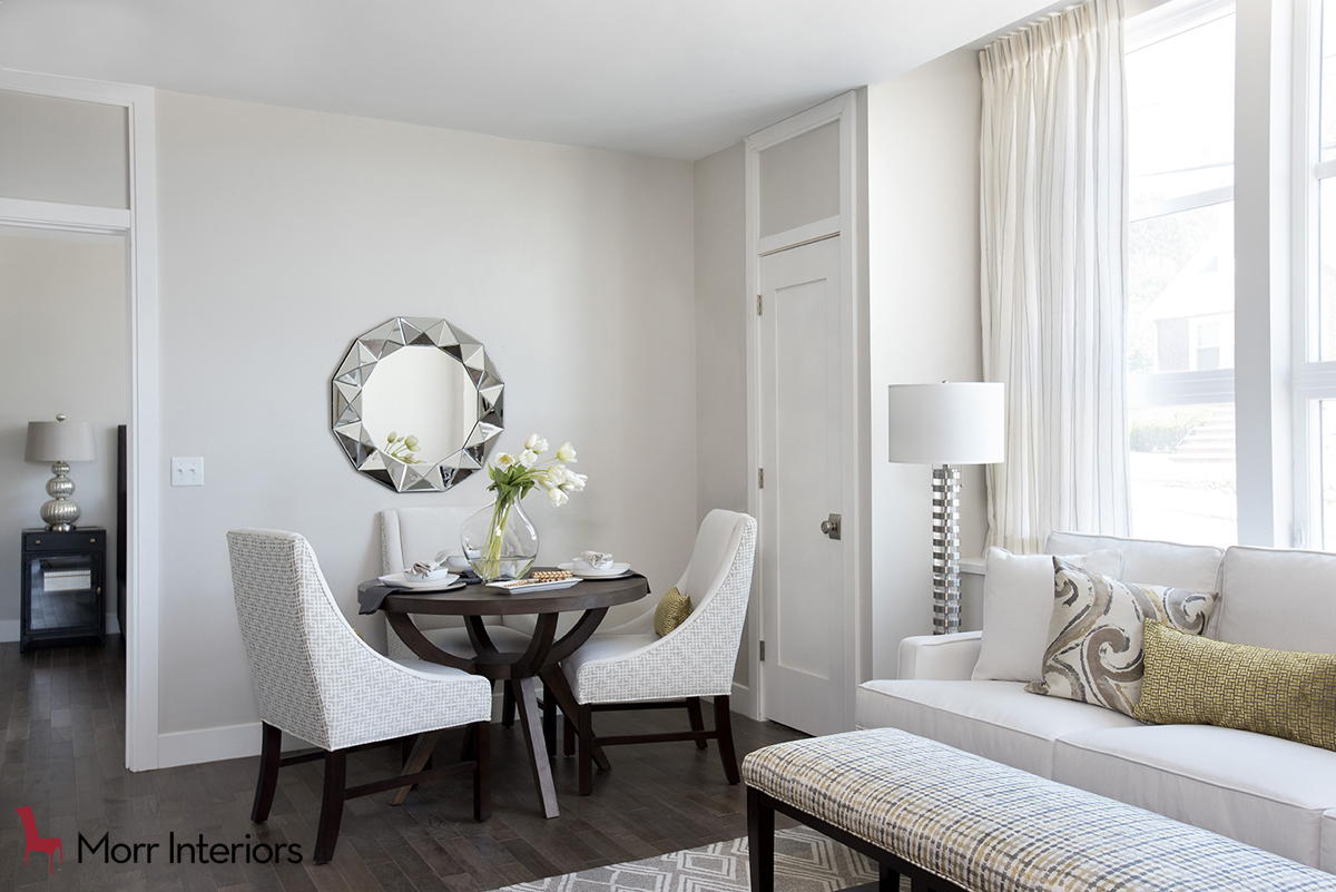 The Residences at One St Clare Seating