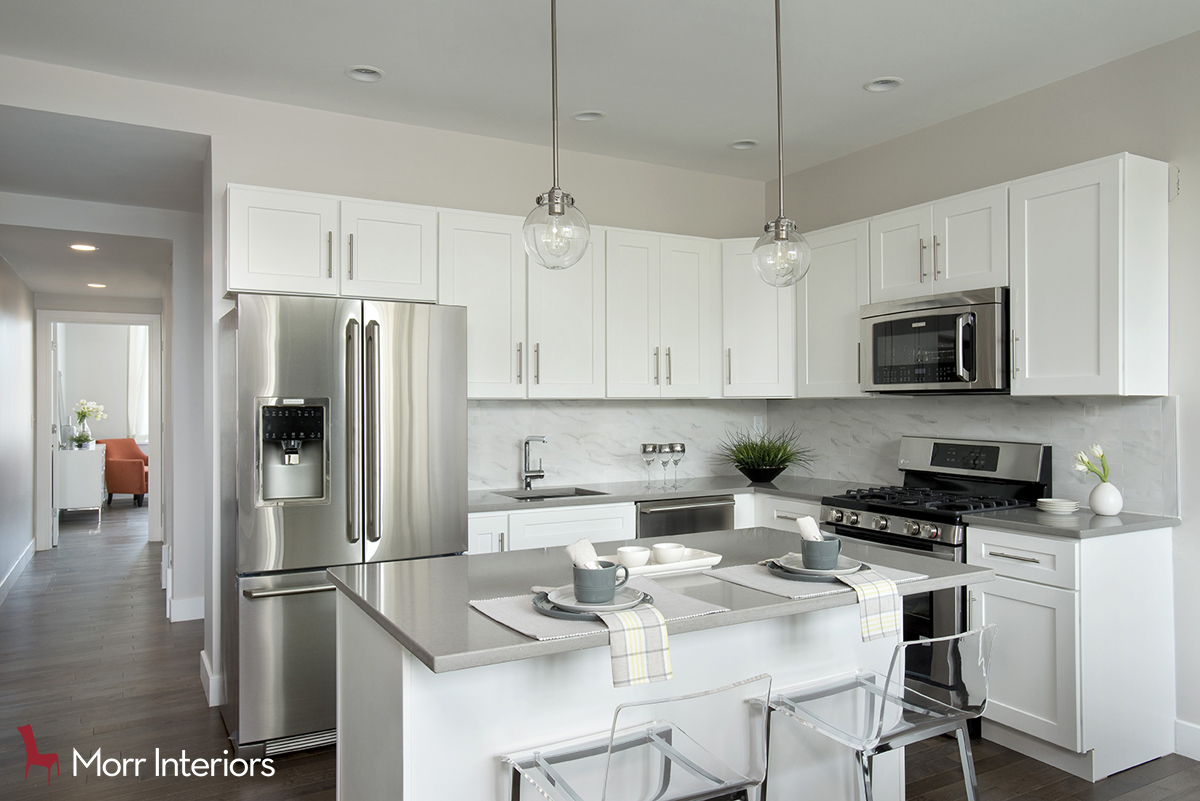 The Residences at One St Clare Kitchen