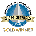 2015 Prism Logo GOLD WINNER