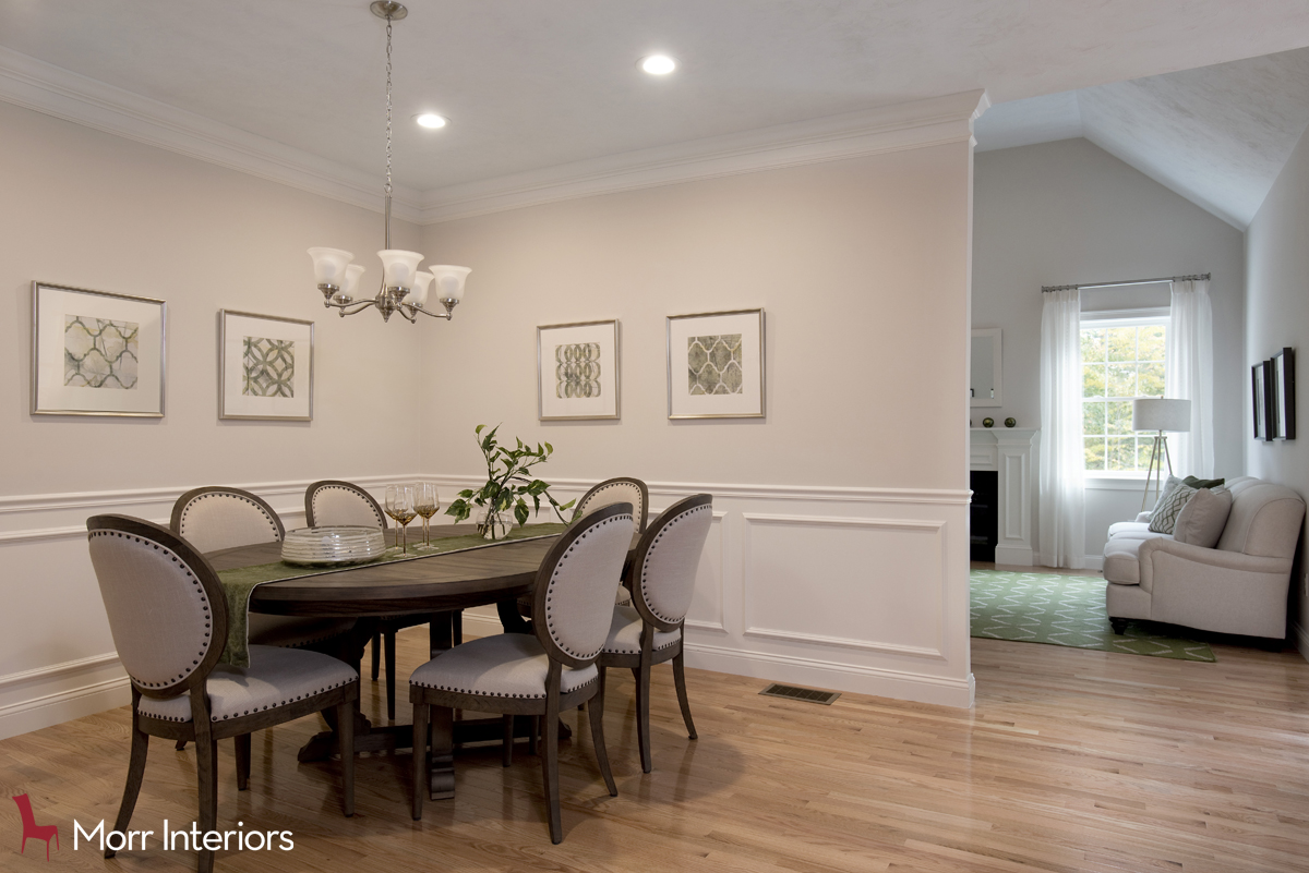 The Villas at Pleasant Valley – Sutton, MA Dining Room