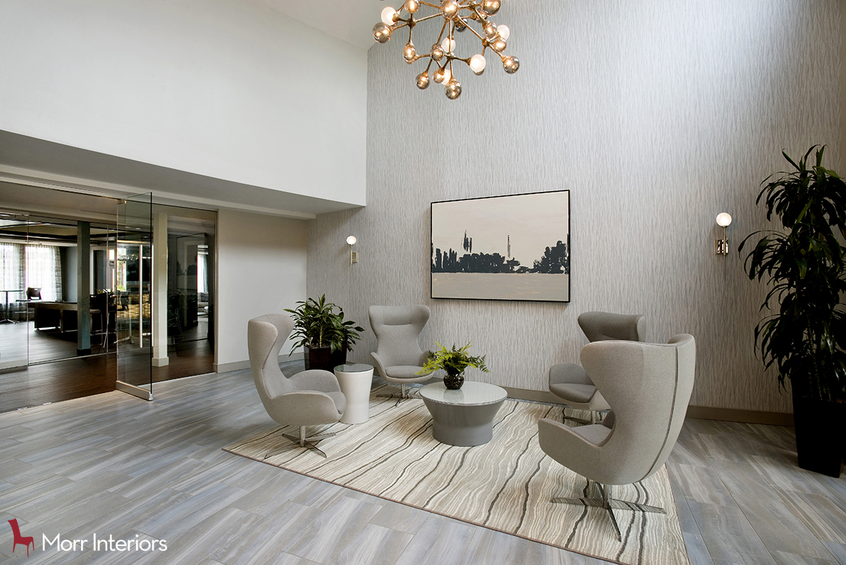 The Residences at River's Edge Amenity Center Hall