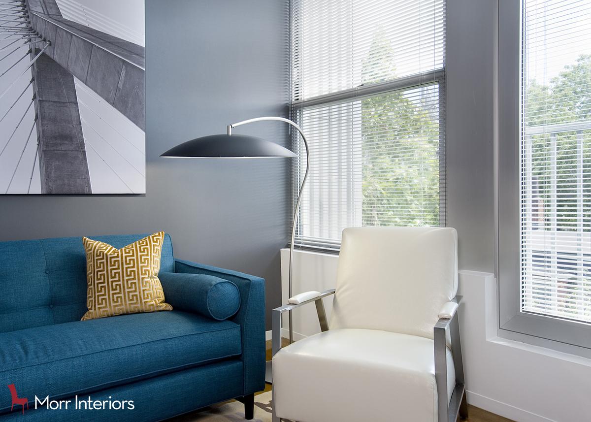Mezzo Design Lofts Living Room