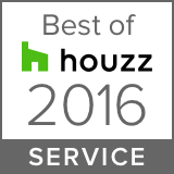 Houzz Best of Service 2016