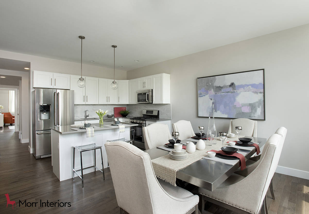 The Residences @ One St. Clare – Tri-Plex, Medford, MA (2015 Prism Silver Winner)