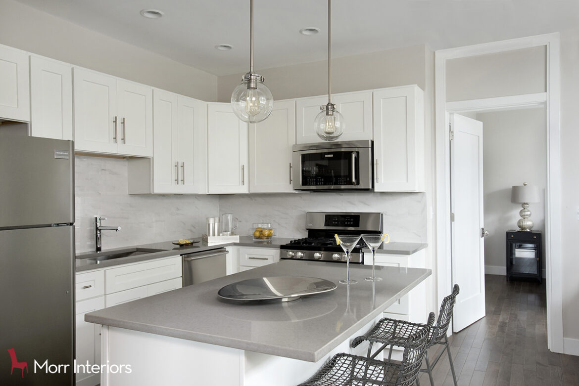 The Residences @ One St. Clare – Flat Model, Medford, MA (2015 Prism Silver Winner)
